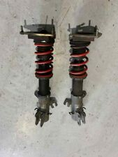 NISSAN CUBE Z11 BZ11 FRONT COILOVERS PAIR