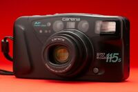 Carena Mini Zoom 115s Point & Shoot Lomography Camera EXC 1990s Fully Automatic
