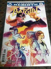 Batgirl Vol. 1: Beyond Burnside Rebirth (9.6-9.8)