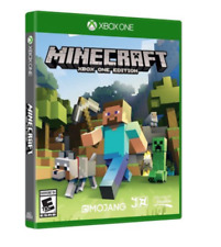 Brand New Sealed Minecraft Xbox One Edition Video Game Mojang 2014 Free Shipping