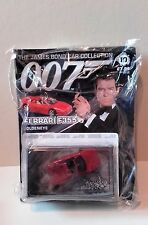 The James Bond Car Collection No 10 Ferrari F355 with magazine sealed