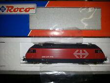 Roco 43970 loco elettrica delle SBB sistema Marklin analogica
