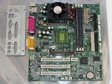 BCM RX815 Socket 370 (Tualatin OK) + Pentium III 800MHz + 512MB RAM - WORKING