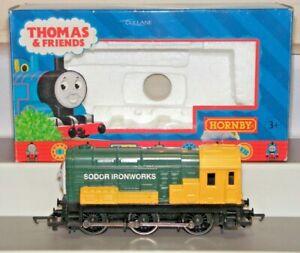 Hornby Thomas 00 Gauge R9066 Class 08 Shunter Locomotive Bert Used VNMIB
