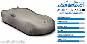 COVERKING AUTOBODY ARMOR All-Weather CAR COVER 2013-14 Shelby GT500 Convertible
