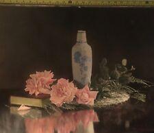 Vintage  Still life painting  by Montgomery Alabama Artist Margaret Whetstone