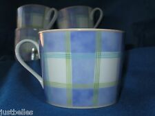STUDIO NOVA PARISIAN CAFE COFFEE CUPS (set of TWO) *have more items to this set*