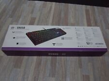 Cooler Master sk650 Gaming Keyboard brand new