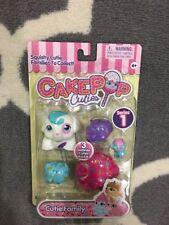 #a Basic Fun Cakepop Cuties-Doggy Cutie Family 3 Surprise Cuties Inside Series 1