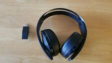 Sony PlayStation 3 wireless platinum headset free shipping