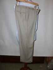 """MARKS AND SPENCER PURE WOOL TROUSERS    30 WAIST   29"""" INSIDE LEG MADE IN ITALY"""
