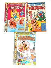 Hanna-Barbera's Flintstones #4, 6, 9 VG/FN (Marvel, 1978) (Lot of 3)