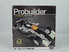 Sealed Limited Edition 3274 Mega Bloks ProBuilder Carbon Series Race Car.