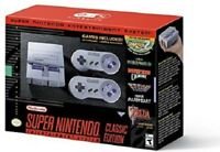 Super NES  Nintendo Entertainment System: SNES Mini Classic Edition