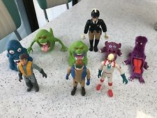 "New listing9 Various 5"" Ghostbusters action figures Columbia Pictures Vintage 1987/8"