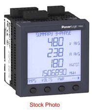 New SQUARE D PM820RD PowerLogic PM820U PM820 POWER METER MODULE w/REMOTE DISPLAY