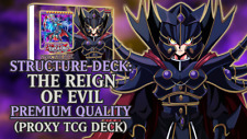 Structure Deck: Supreme King - The Reign of Evil + Booster Pack | ORICA
