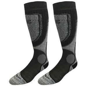 Zensah Far Infrared Ski Socks PAIR (2 Socks)