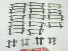 BK458-1# 18x Märklin Spur 0 Ausgleichsstück für Uhrwerk-Betrieb, Bastler/2. Wahl