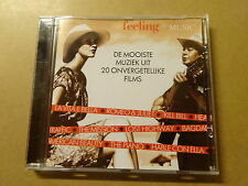 CD / DE MOOISTE MUZIEK UIT 20 ONVERGETELIJKE FILMS (TRAFFIC, KILL BILL, 2046,..)