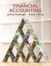 NEW Financial Accounting by Jeffrey Waybright