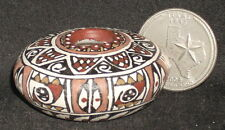 Miniature Southwest Native American Indian Gloria Bogulas Pot 1:12 #6567