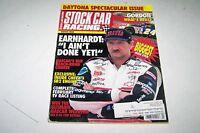 MARCH 1998 STOCK CAR RACING car magazine DALE EARNHARDT
