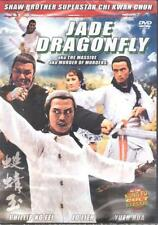 JADE DRAGONFLY -Hong Kong RARE Kung Fu Martial Arts Action movie NEW