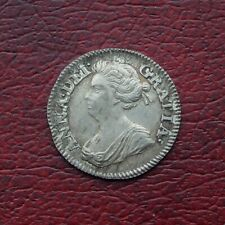 More details for anne 1706 silver threepence