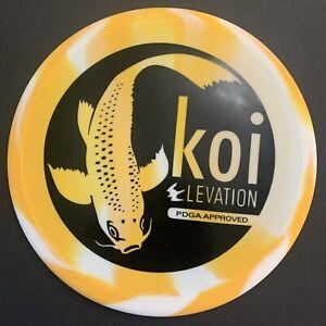 Elevation Koi 10/10 Brand New 167g Putter Run 1