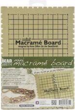 Beadsmith MWB10 Macrame Board Mini 9 X 6 Inches
