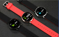 2020 Men Women waterproof Blood Pressure Heart Rate Fitness sports Smart Watches