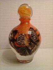 JEAN-CLAUDE NOVARO  GLASS SCULPTURE VASE