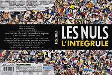 ø COFFRET 2 DVD LES NULS L'INTÉGRULE ÉDITION CARTONNÉ