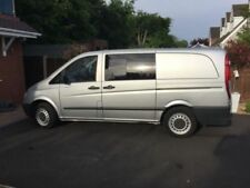 Vito Regular Cab Commercial Van-Delivery, Cargoes