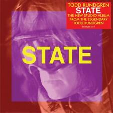 TODD RUNDGREN - STATE (New & Sealed) CD 2013