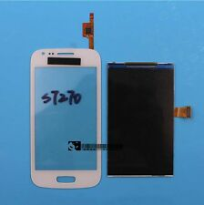 For Samsung Galaxy ACE 3 S7270 S7272 S7275 White Touch Screen + LCD Display