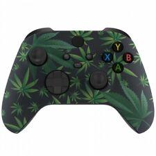 420 Cannabis Xbox One X Custom UN-MODDED Controller Unique Design