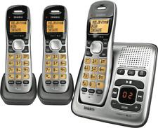 NEW Uniden DECT1735+2 Cordless Phone Triple Pack