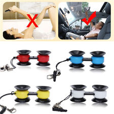Double-sided Suction Cup Holder Windscreen Sucker Stand For Mobile Cell Phone