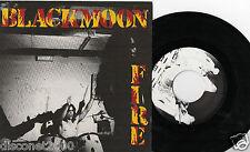 """BLACKMOON FIRE - Bloodmoon, EP 7"""" SPAIN 1992 RARE"""