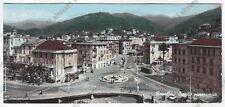 GENOVA RAPALLO 133 Cartolina FOTOGRAFICA VIAGGIATA 1960 - MIGNON BABY CARD !!!