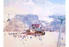 MASSIMO VITALI - 'Courmeyeur Mont Blanc' - AP Edition of 20