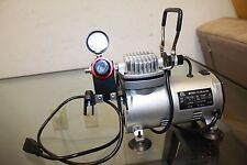 Master Airbrush Pro Master Airbrush Compressor Set.  Model TC 20-HB