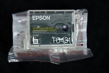 Epson T0431 Original Black Ink Cartridge C84 C86 CX6400 CX6600