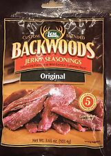 JERKY SEASONING ORIGINAL FLAVOR