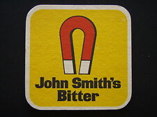 JOHN SMITH'S BITTER BREWERY TADCASTER COASTER