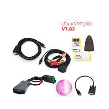 Lexia3 PP2000 Diagbox V7.83 Interface OBDII Diagnostic Pour Citroen Peugeot
