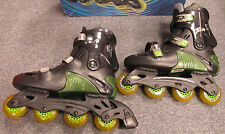 Chicago Tech 7 Inline Roller Skates Size Mens 11 Never Used