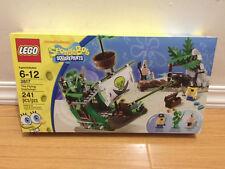 New Lego 3817 Spongebob The Flying Dutchman Sealed!
